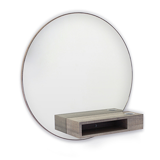 REM Solar Mirror Wall Uni