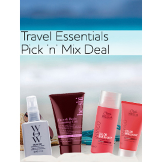 Travel Essentials - Any 12 Mix