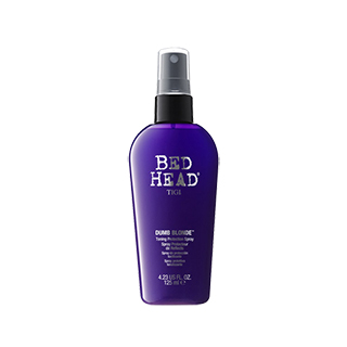 BEDHEAD  DUMB BLONDE TONING PROTECTION SPRAY 125ML