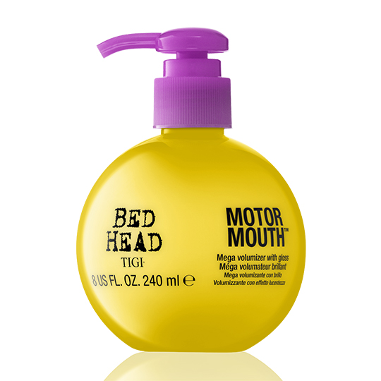 Bed Head Motor Mouth Mega Volumizer With Gloss 240ml