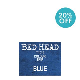 TIGI BEDHEAD COLOURTRIP BLUE 90ML