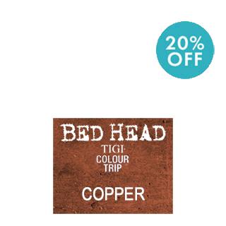 TIGI BEDHEAD COLOURTRIP COPPER 90ML