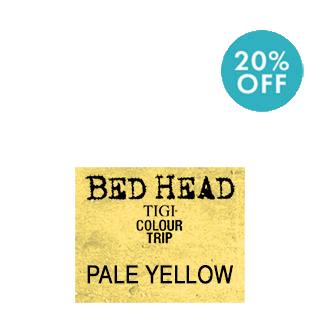 TIGI BEDHEAD COLOURTRIP PALE YELLOW 90ML