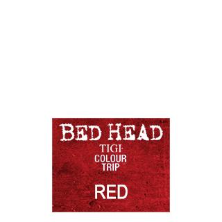 TIGI BEDHEAD COLOURTRIP RED 90ML