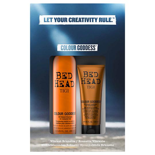 Tigi Bedhead Colour Goddess Gift Pack