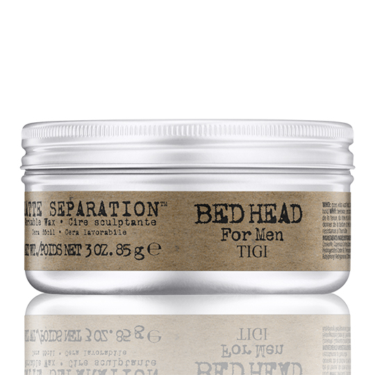 Bedhead For Men Matte Separation Wax 75g