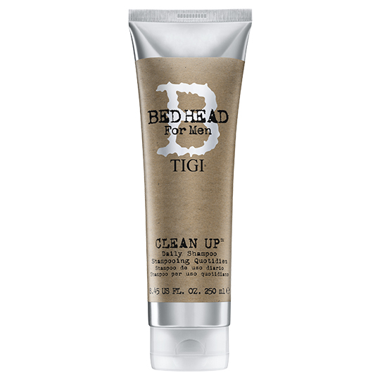Bedhead For Men Clean Up Daily Shampoo 250ml