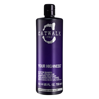 NEW CATWALK YOUR HIGHNESS SHAMPOO  750ML