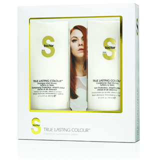TIGI S-FACTOR TRUE LASTING COLOUR GIFT PACK