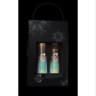 TIGI CATWALK OATMEAL & HONEY GIFT PACK