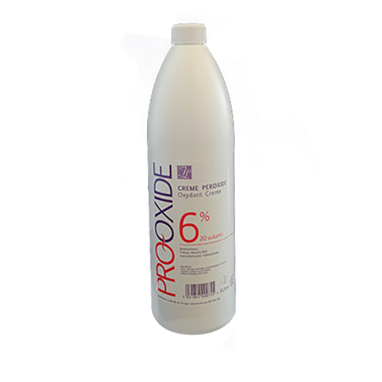 Pro Oxide Peroxide 6%  20 Vol Litre
