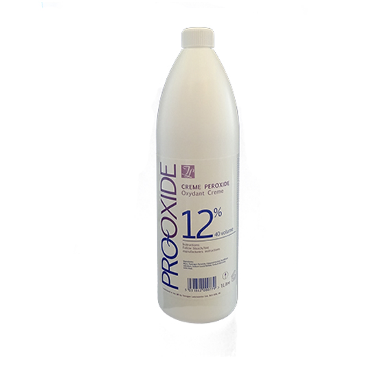 Pro Oxide Peroxide 12%  40 Vol Litre