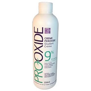 Pro-Oxide Creme Developer 9% 30Vol 250ml