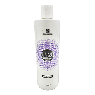 Zero Yellow Shampoo 400ml