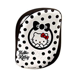 TANGLE TEEZER COMPACT STYLER HELLO KITTY BLACK/WHITE