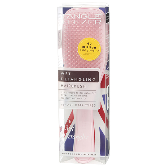 Tangle Teezer The Wet Detangler Millennial Pink