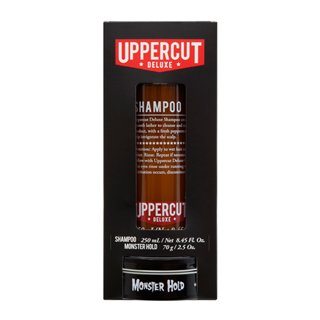 UPPERCUT SHAMPOO/MONSTER HOLD DUO KIT