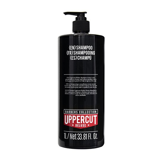 Uppercut Barber Collection Shampoo Litre