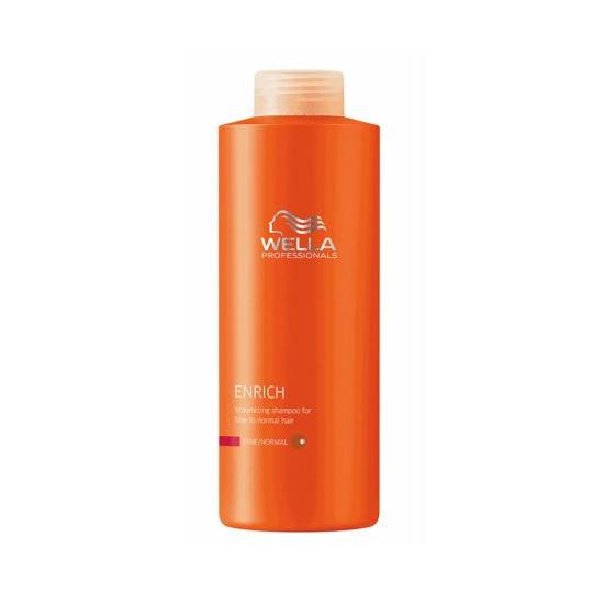 *Enrich Shampoo Fine Litre