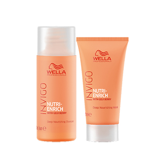 Wella Invigo Nutri-Enrich Mini Duo
