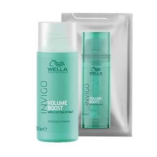 Wella Invigo Volume Boost Mini Duo