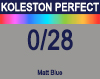 New Koleston Perfect Me+ 0/28 Cool Ash Pearl 60ml