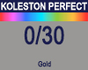 New Koleston Perfect Me+ 0/30 Gold Natural 60ml