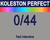 New Koleston Perfect Me+ 0/44 Intense Red 60ml