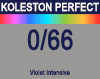 New Koleston Perfect Me+ 0/66 Intense Violet 60ml