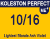Koleston Perfect Me+ 10/16 Lightest Ash Violet Blonde 60ml