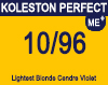 Koleston Perfect Me+ 10/96 Lightest Cendre Violet Blonde 60ml