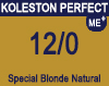 New Koleston Perfect Me+ 12/0 Special Natural Blonde 60ml