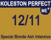 New Koleston Perfect Me+ 12/11 Special Blonde Intense Ash 60ml