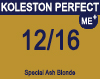 New Koleston Perfect Me+ 12/16 Special Ash Violet Blonde 60ml