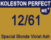 New Koleston Perfect Me+ 12/61 Special Ash Violet Blonde