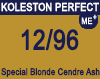 New Koleston Perfect Me+ 12/96 Special cendre Violet Blonde 60ml