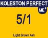 New Koleston Perfect Me+ 5/1 Light Ash Brown 60ml