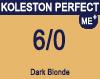 New Koleston perfect Me+ 6/0 Dark Blonde 60ml