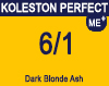 New Koleston Perfect Me+ 6/1 Dark Ash Blonde 60ml