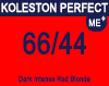 New Koleston Perfect Me+ 66/44 Dark Intense Red Blonde 60ml