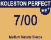 Koleston Perfect Me+ 7/00 Medium Natural Blonde 60ml