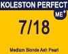 Koleston Perfect Me+ 7/18 Med Blonde Ash Pearl 60ml