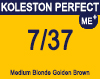 Koleston Perfect Me+ Medium Gold Brunette Blonde 60ml