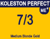 Koleston Perfect Me+ 7/3 Medium Gold Blonde 60ml