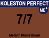 New Koleston Perfect Me+ 7/7 Medium Brunette Blonde 60ml