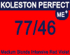 New Koleston Perfect Me+ 77/46 Medium Intense Red Violet Blonde 60ml
