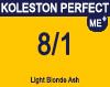 Koleston Perfect Me+ 8/1 Light Ash Blonde 60ml