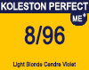 Koleston Perfect Me+ 8/96 Light Cendre Violet Blonde 60ml
