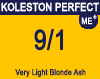 Koleston Perfect Me+ 9/1 Very Light Ash Blonde 60ml
