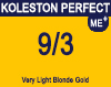 Koleston Perfect Me+ 9/3 Very Light Gold Blonde 60ml
